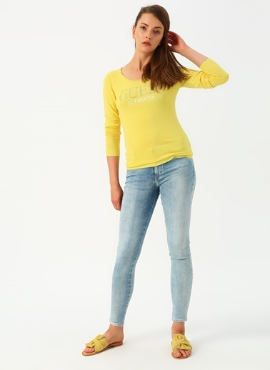 Guess Kazak Sarı